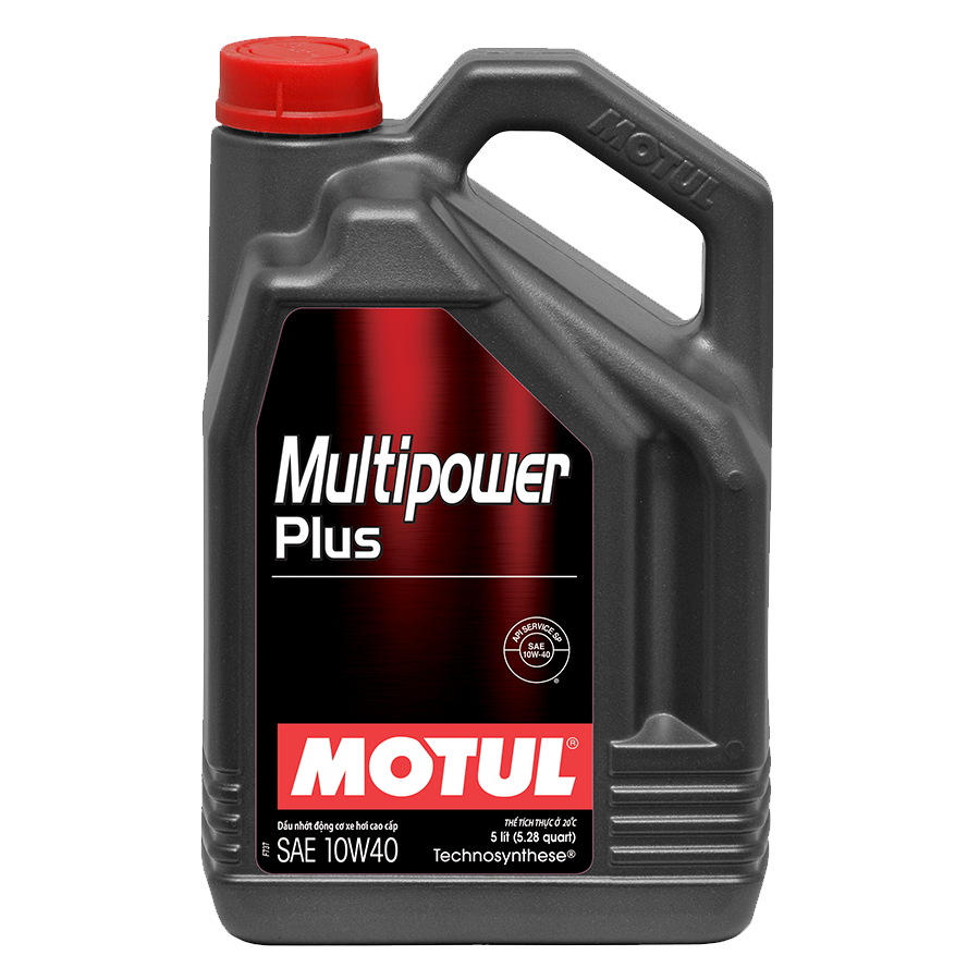 MOTUL MULTIPOWER PLUS 10W40 SP