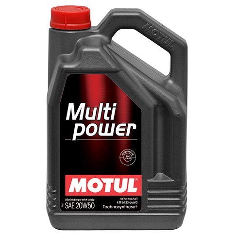 MOTUL MULTIPOWER 20W50