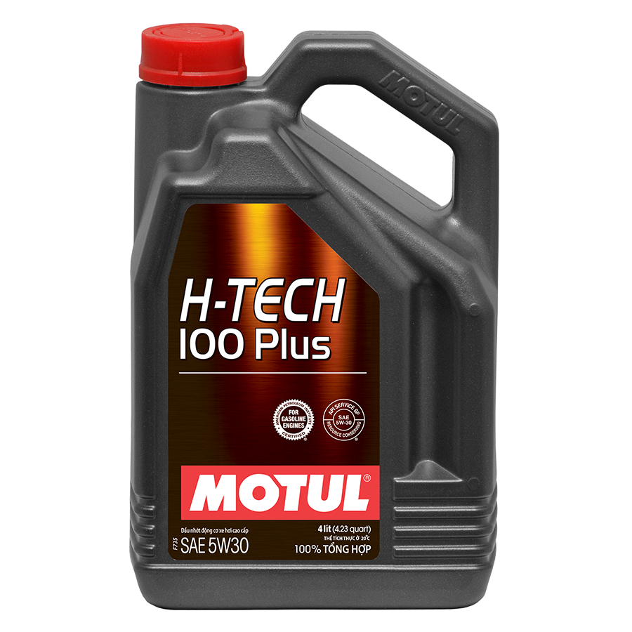 MOTUL H-TECH 100 PLUS 5W30 SP