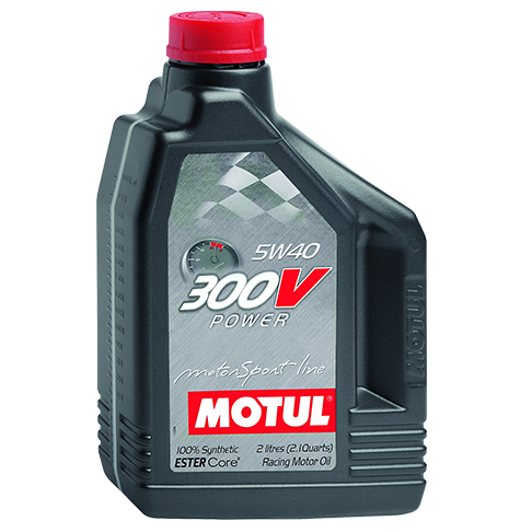 MOTUL 300V POWER – MOTORSPORT LINE