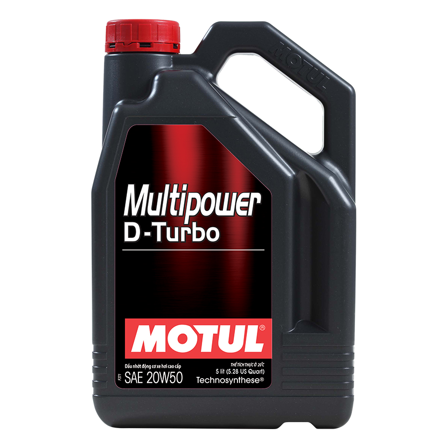 MOTUL MULTIPOWER D-TURBO 20W50